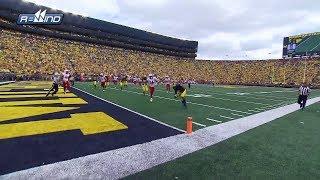 Michigan Football Rewind: Donovan Peoples-Jones TD Return