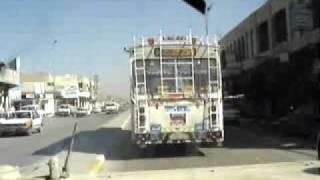 Хаммер в Багдаде