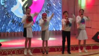 Концерт Академии Игоря Крутого в ЦДМ на Лубянке Группа 4 кадра