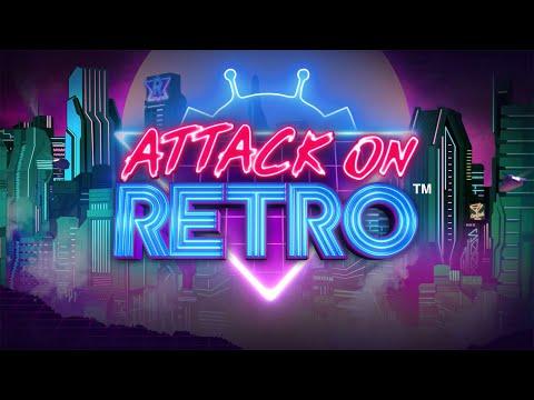 Attack on Retro Online Slot Promo