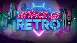 Attack on Retro Online Slot Promo