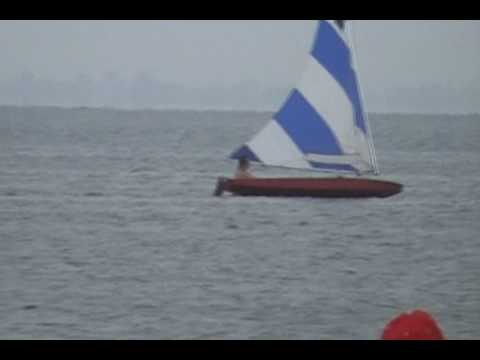 This Is NOT The Way To Sail A Sunfish