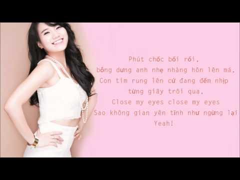 LIME - TAKE IT SLOW - ĐỪNG VỘI! (Member parts lyrics)
