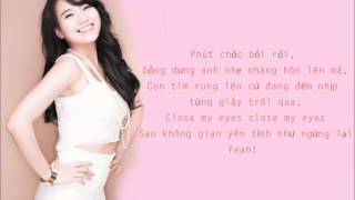 LIME - TAKE IT SLOW - ĐỪNG VỘI! (Member parts lyrics)