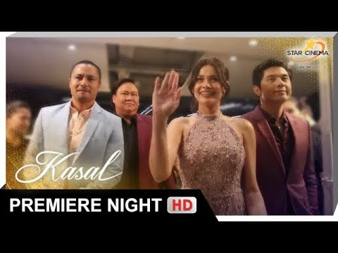 "Premiere Night | ""Kasal"""