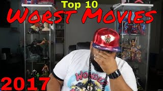 Top 10 Worst Movies of 2017 thumbnail