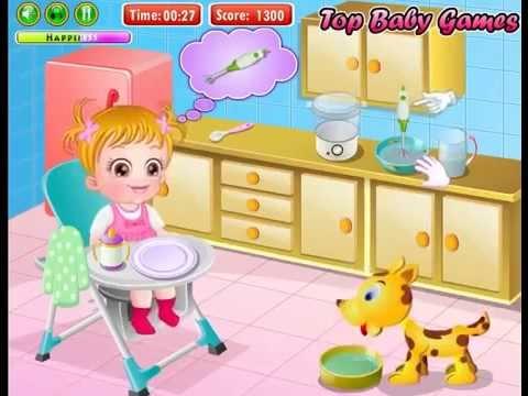 Baby Hazel - Disneyland Episode - dora