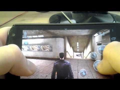 Max Payne mobile на android - обзор AppDroid