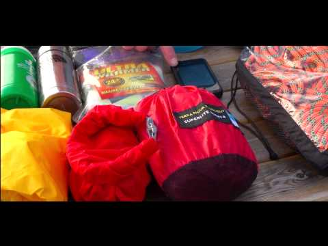 Ski Mountaineering Packing Your Bag Part 1