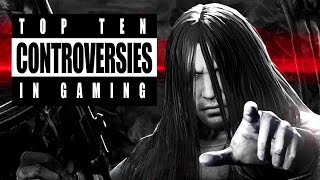 Top 10: Video Game Controversies