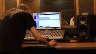 Акулий Жыр на студии EGO Sound