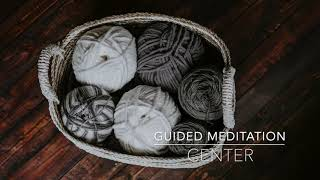 CENTER: 1 Minute Guided Meditation | A.G.A.P.E. Wellness