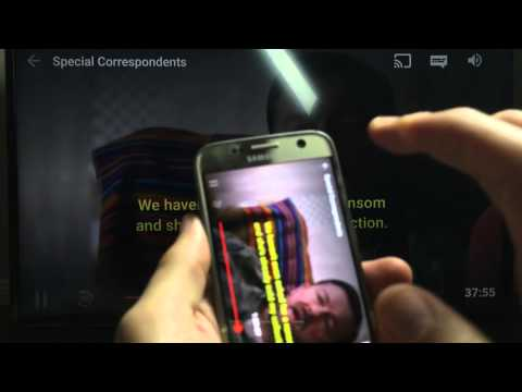 Galaxy S7: How to Screen Mirror to any Samsung Smart TV