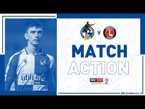 Bristol Rovers Charlton Goals And Highlights