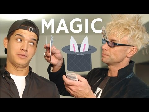 PRANKS and MAGIC with w/ Alex Wassabi