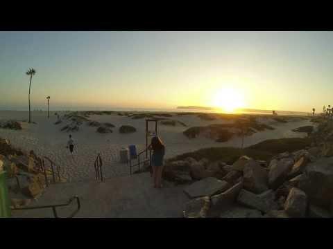 San Diego, Coronado Island, Old Town, Balboa park, California 2013, Gopro Hero 3 Black