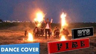 BTS(방탄소년단) _ FIRE (불타오르네) | Dance Cover | B.K.A.V