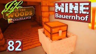 """Elitäre Kommentare und """"Backseat Gaming"""" ► #82 MINE Bauernhof Life in The Woods deutsch"""