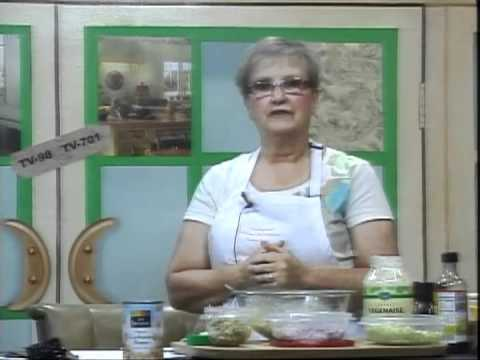 Whole Foods 4 Healthy Living - Making Vegan Mock Tuna