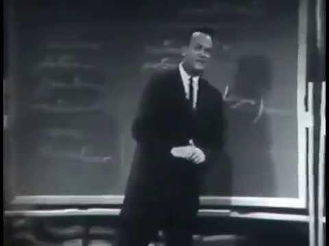 Richard Feynman on Scientific Method (1964)