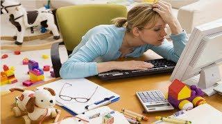 Изоляция и не только почему работа из дома может быть связана с большим стрессом чем кажется