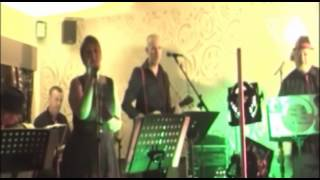 The Severn Ukes live at The Brooklands New Years Eve 2013 05 - Hotel California
