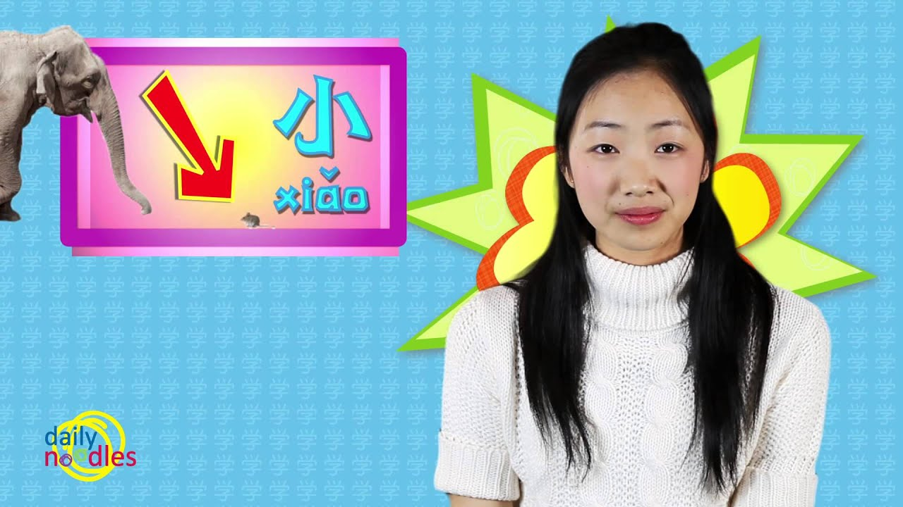 Easiest Way to Learn the 4 Tones of Mandarin Chinese; Chinese Tones Made Easy for English Speakers