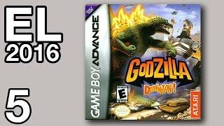 Extra Life 2016 #5 - Godzilla Domination