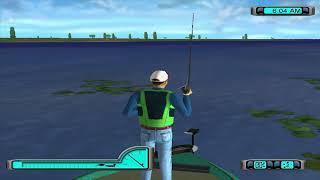 Pro Bass Fishing 2003 (PC) w/ Gizmo