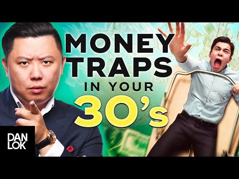 6 Money Traps To Avoid In Your 30's