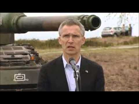 My interview with NATO SecGen Jens Stoltenberg (audio)