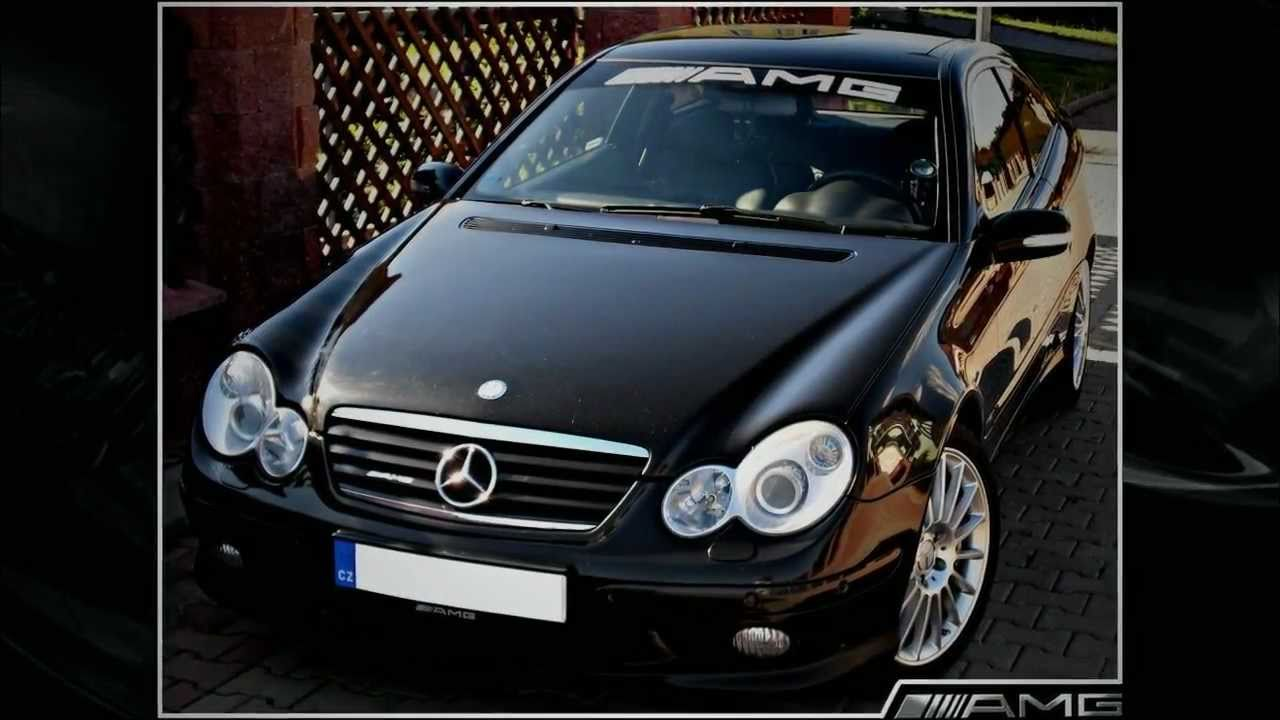 Mercedes c30 amg little brother of 32 amg 55 amg 63 for C30 mercedes benz