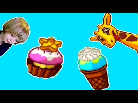 Thumbnail: Lego Duplo ice Cream - Fun and Cute Cartoon game for little kids & Make your own play doh ice cream