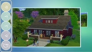 The Sims 4 Clues: Build Mode Gameplay Trailer Slowed Down