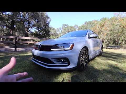 2018 Volkswagen Jetta GLI - VLOG REVIEW | Test Drive & Overview Exterior Interior