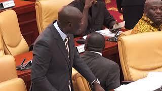 KOJO OPPONG NKRUMAH SPEAKS ON 2018 BUDGET STATEMENT