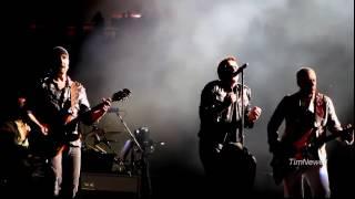 "U2 LIVE!: FULL SHOW / ""End of the June Gloom"" w KILLER AUDIO / Anaheim, California / June 17th, 2011"