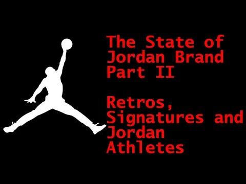 Part 2: Are Retros Limiting Jordan Brand's Future  - #OutsideTheBox