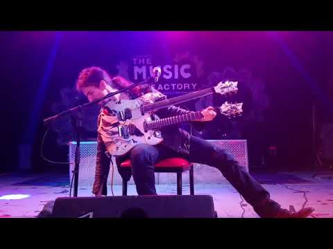Ron Thal Bumblefoot Music Factory Battle Creek Michigan October 13 2017 part2