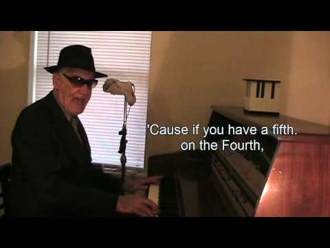 """Ton Willett """"Beethoven's Fifth"""" on the Fourth """"Beethoven's 5th"""" Rockabilly Original"""