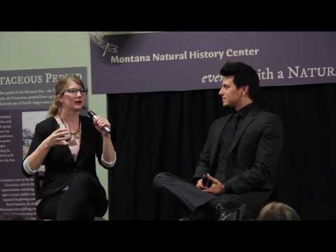 Evening with a Naturalist featuring Emily Graslie and Michael Aranda - full interview