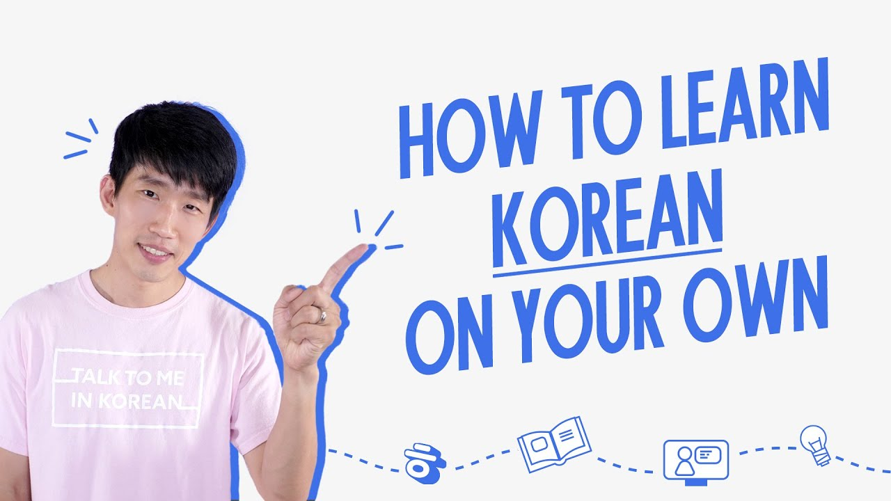 Want to learn Korean Follow these steps