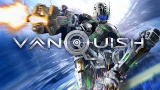 Vanquish Stream 02 - Sci-fi Action Shooter by PlatinumGames - Gameplay
