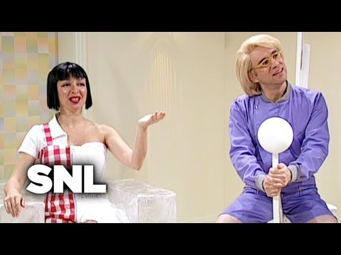 The Art Dealers: Their Son, Nuni - SNL