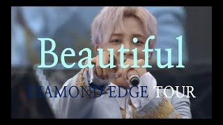 【日本語字幕】SEVENTEEN (세븐틴) DIAMOND EDGE IN SEOUL - Beautiful