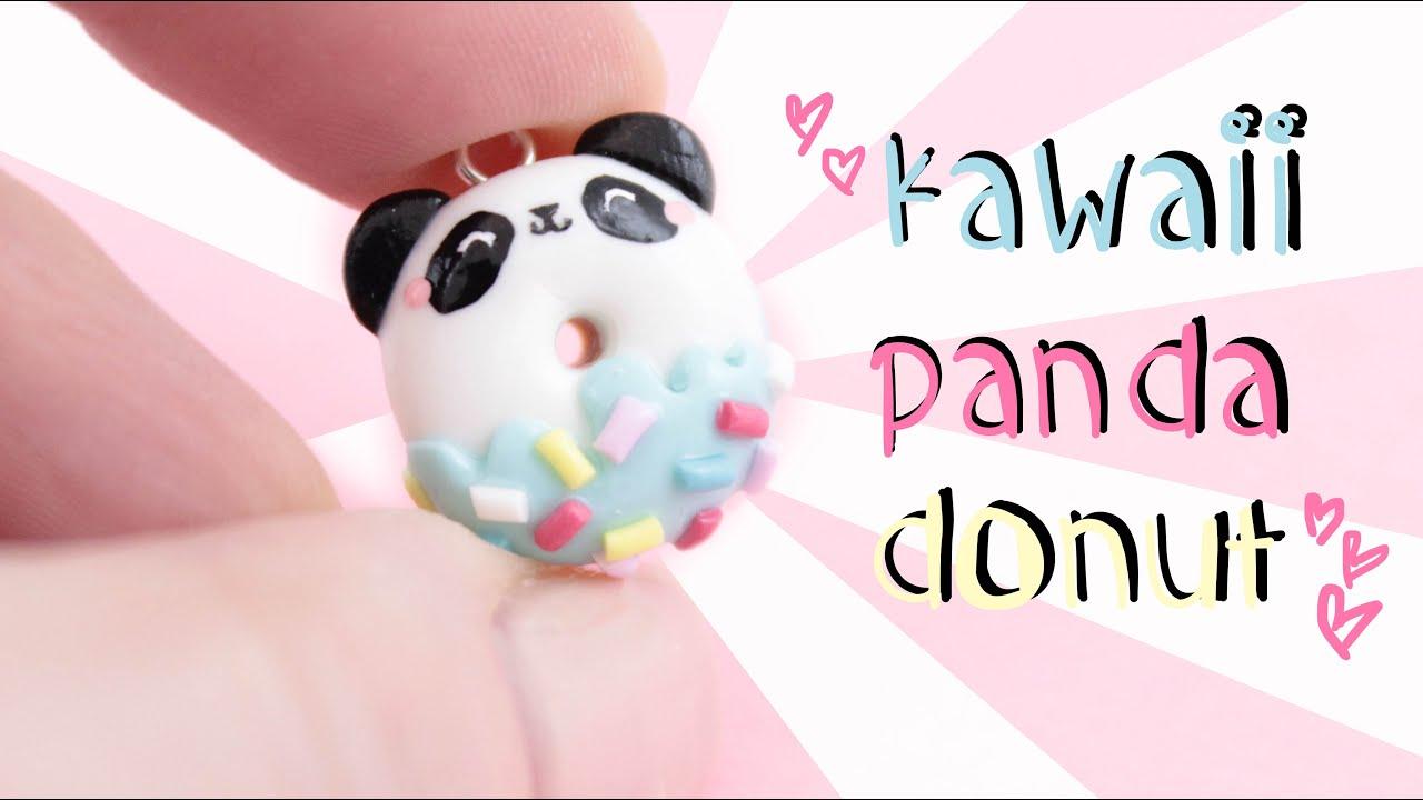 diy play doh charms easy kawaii polymer clay charms