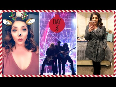 VLOGMAS 2018 ❄ Day 3 | Christmas Surprise W/ The Family!