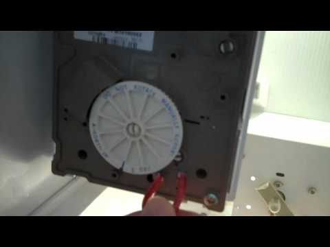 Troubleshooting a No-Ice Complaint and Testing-Replacing a Whirlpool on