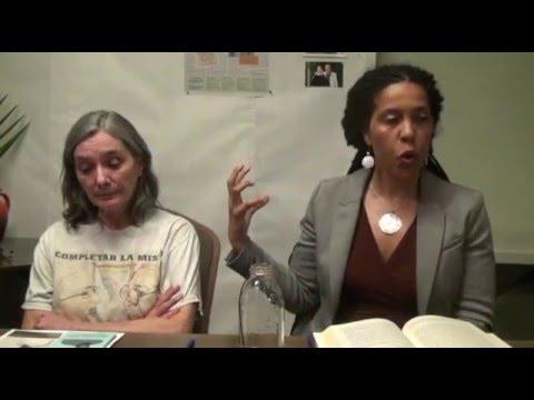 Political Prisoners Panel: Ana Belen Montes, Oscar Lopez Rivera, Move 9, Mumia, Peltier