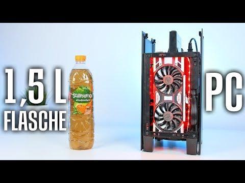 GAMING PC MONSTER - Full Size GTX 1080 + WaKü in ITX Gehäuse!